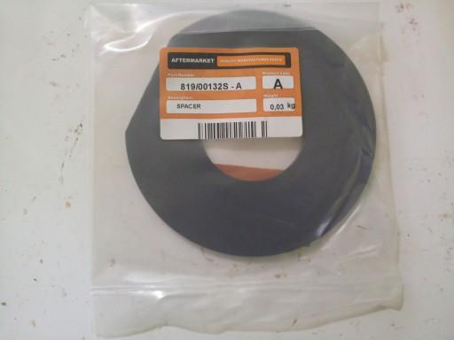 TARPINE TILTAS 3,5mm JCB 3CX 4CX 819/00132S