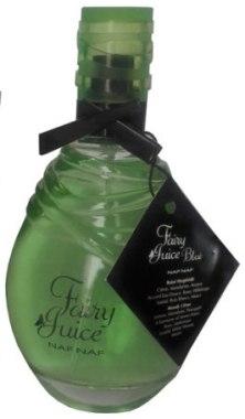 naf naf fairy juice green