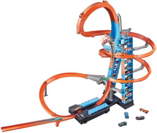 WIEŻA PODNIEBNE KRAKSY- Hot Wheels - GJM76