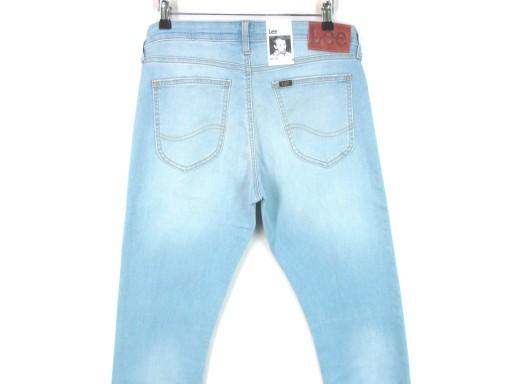 Spodnie Męskie Lee Malone Skinny W31 L32 10162116820 Odzież Męska Jeansy IM ZPTJIM-5