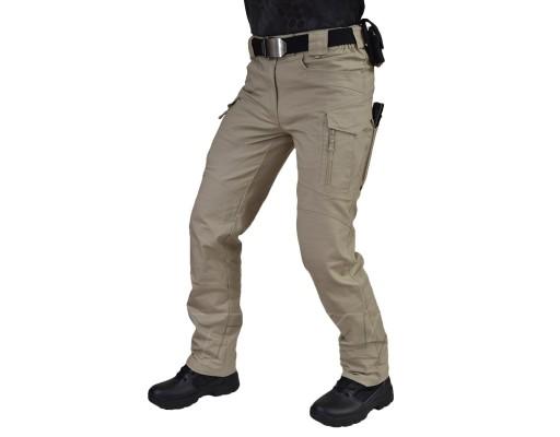 Spodnie bojÓwki Texar Elite Pro Twill Khaki S 10097487676 Odzież Męska Spodnie VO JFOQVO-3