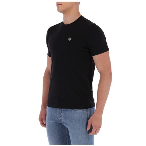 EMPORIO ARMANI EA7 markowy t-shirt limitowany 2021 10481045646 Odzież Męska T-shirty YQ KEAVYQ-4