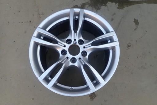 ALUMINIJSKA FELGA BMW 3 III GT F34 MP 9X18 ET42 7848388