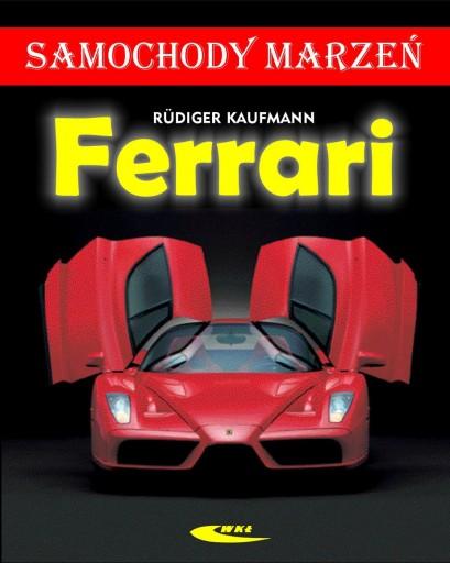 Ferrari 1970 2007 Samochody Marzen Album Prezent Poznan Allegro Pl