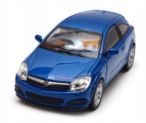 Opel Astra Gtc 2005 1 34 39 Welly Niebieski 7776599880 Allegro Pl