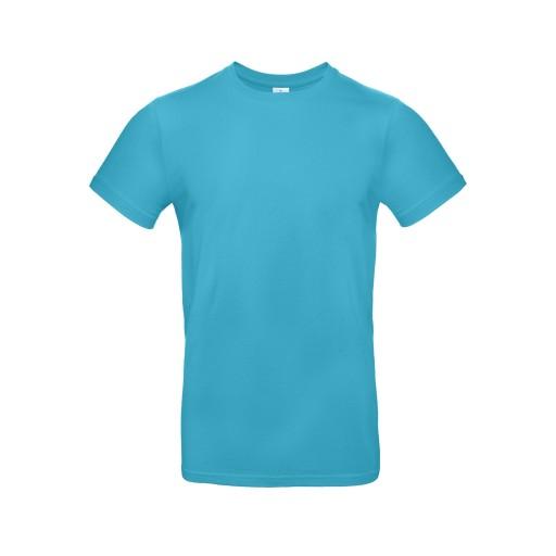 Koszulka B&C #190 Świetna jakość! roz. XS-XXL 10415155684 Odzież Męska T-shirty CN STQTCN-3