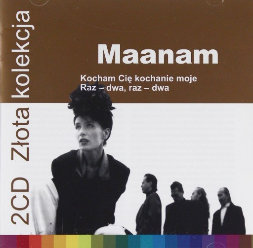 MAANAM: ZŁOTA KOLEKCJA vol 1 / 2 2CD KORA THE BEST