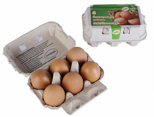 podczas montażu wznosi się jajko
