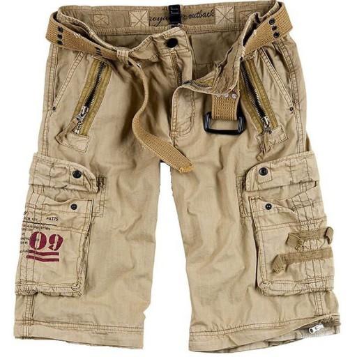 BojÓwki SURPLUS Royal Outback 2w1 Piaskowe 7XL 9642464423 Odzież Męska Spodnie AR AFKKAR-8