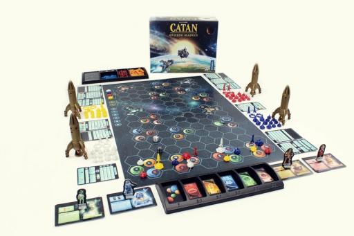 Galakta Catan Gwiezdni Osadnicy 250 39 Zl 8905421670 Allegro Pl