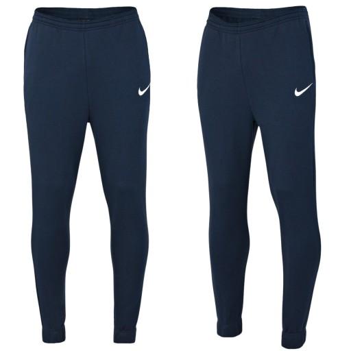Spodnie Nike Park 20 Fleece Pant CW6907 451 granat 10602036417 Odzież Męska Spodnie AP VALCAP-7