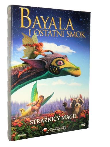 DVD - BAYALA I OSTATNI SMOK - STRAŻNICY MAGII