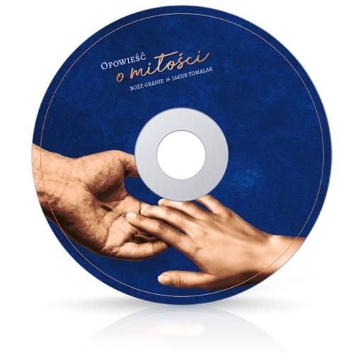 OPOWIEŚĆ O MIŁOŚCI BOŻE GRANIE CD Jakub Tomala