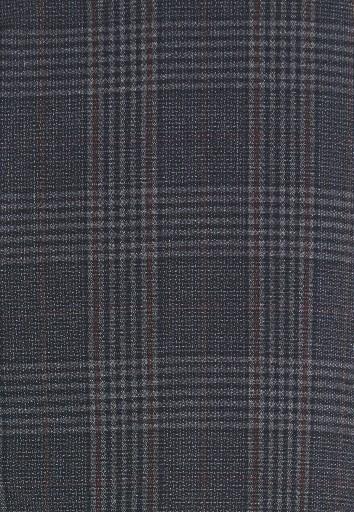 X1C103*ISAAC DEWHIRST SPODNIE W KRATKĘ 42 D00 10773488784 Odzież Męska Spodnie OJ YSCKOJ-8