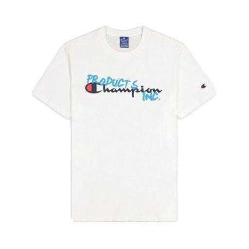 Champion Crewneck T-Shirt 214344-WW001 L 7k 10707215758 Odzież Męska T-shirty FK INNFFK-2