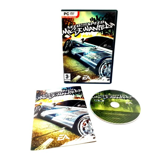 Need For Speed Most Wanted Nfs Mw 2005 Pc Stan Uzywany 8993538981 Allegro Pl