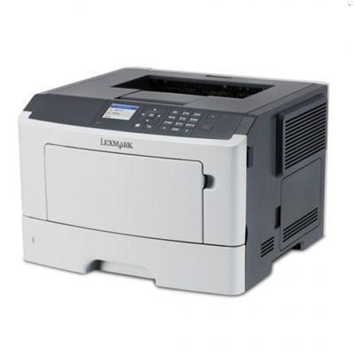 Принтер Lexmark MS415dn Лазерный Дуплекс T 30-50к доставка из Польши Allegro на русском