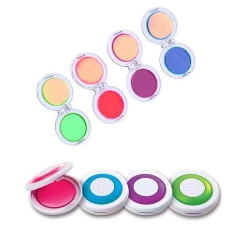 Kolorowe Pasemka Hot Huez Farbki W Pudrze 9342587301 Allegro Pl