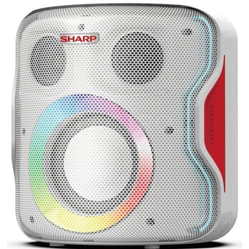 Sharp Ps 919 Wh Glosnik Bluetooth Usb 130w 9210639940 Sklep Internetowy Agd Rtv Telefony Laptopy Allegro Pl