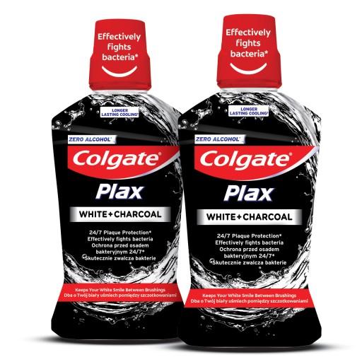 COLGATE PLAX płyn do płukania jamy ustnej 2x500 ml
