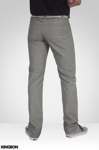 Cienkie Spodnie Męskie Bawełniane Lato KB88 92 cm 9779735783 Odzież Męska Spodnie KT LEQLKT-7