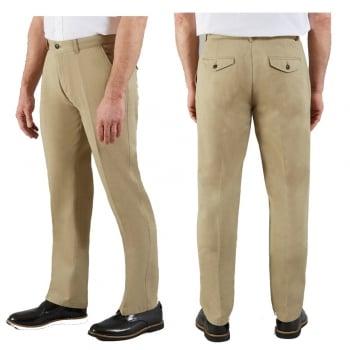 Spodnie męskie Bawełniane PREMIER MAN Stone r.52R 9527718556 Odzież Męska Spodnie QL KWLWQL-9
