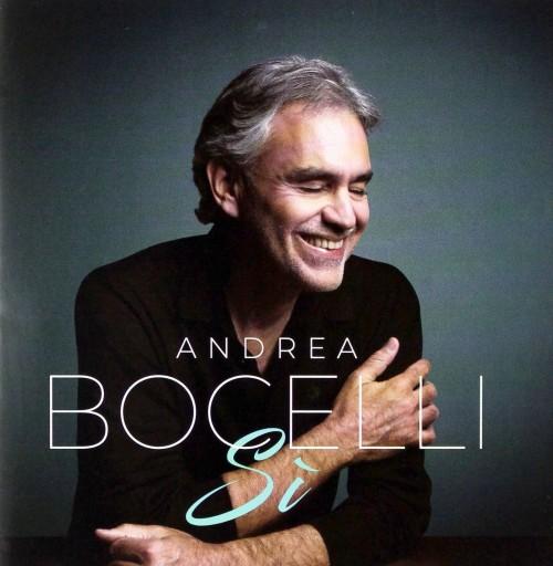 ANDREA BOCELLI: SI (CD)