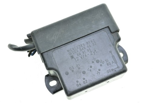 RELAY CANDLE INFLAMMATION MERCEDES W124 0025454232