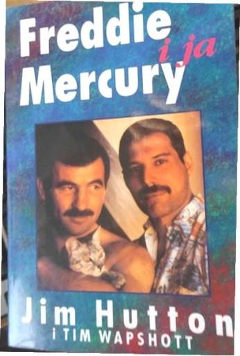 Freddie I Ja Mercury Jim Hutton Tim Wapshott 23 22 Zl Allegro Pl Raty 0 Darmowa Dostawa Ze Smart Wola Krakowianska Jastrzebska 60 Stan Uzywany Id Oferty 9909431433