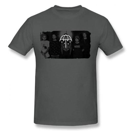 Bring Me The Horizon meski podkoszulek t-shirt 10679158157 Odzież Męska T-shirty YQ YXVRYQ-1