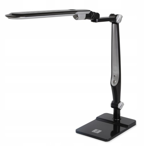 Lampka biurkowa LED kreślarska nocna szkolna 10W