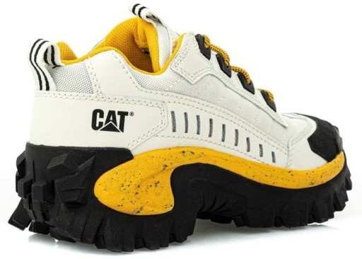 43 BUTY CAT CATERPILLAR INTRUDER BIAŁE UNISEX 9649539447 Obuwie Męskie Męskie FH ATCMFH-3