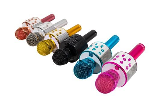 Mikrofon Bezprzewodowy Karaoke Glosnik Bluetooth 9146646756 Allegro Pl