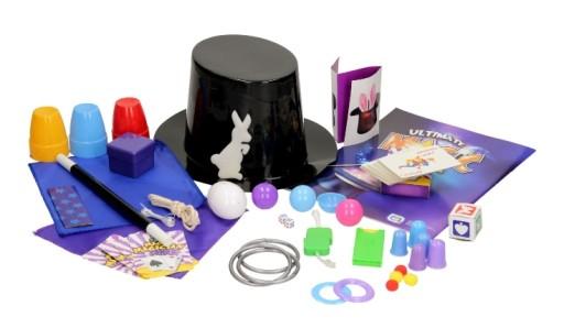 Duzy Magik Sztuczki Magiczne 150 Sztuczek Iluzja 9271161806 Allegro Pl