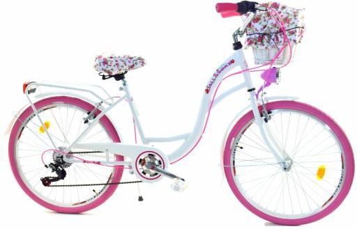 Rower Dla Dziewczynki 24 Biegi Dallas Na Komunie 9950960383 Allegro Pl