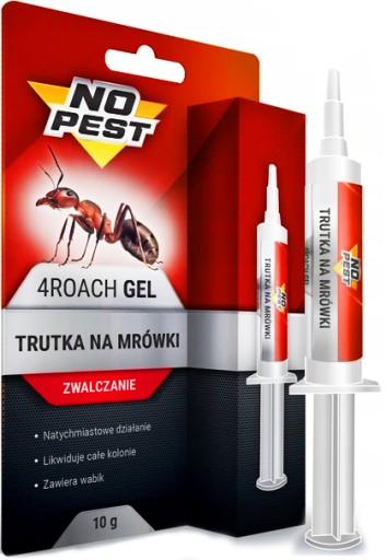 Silna Trutka Zel Srodek Preparat Na Mrowki No Pest 10005908401 Allegro Pl