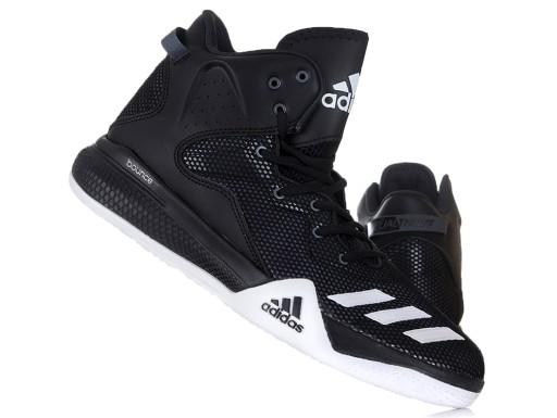 Buty męskie Adidas DT BBall Mid Bounce AQ7288 10586301489 Obuwie Męskie Męskie XQ QWXBXQ-7