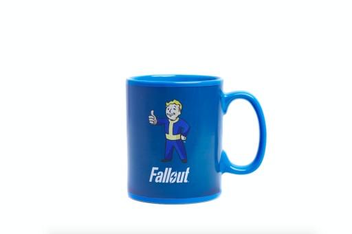 Fallout Kubek Zmieniajacy Kolor Pod Wplywem Ciepla 8709235559 Allegro Pl