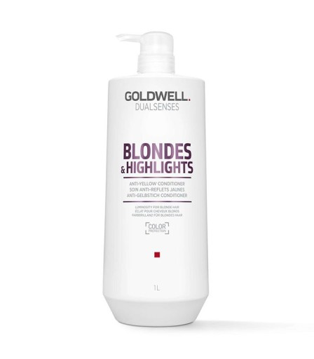 GOLDWELL DUALSENSES BLONDES ODŻYWKA 1000ML