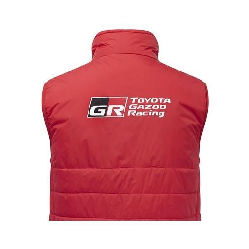 Bezrękawnik męski Team red Toyota Gazoo L 10023082131 Odzież Męska Kamizelki NW WJYKNW-1