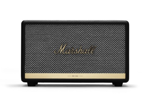 Marshall Acton II Black głośnik Bluetooth