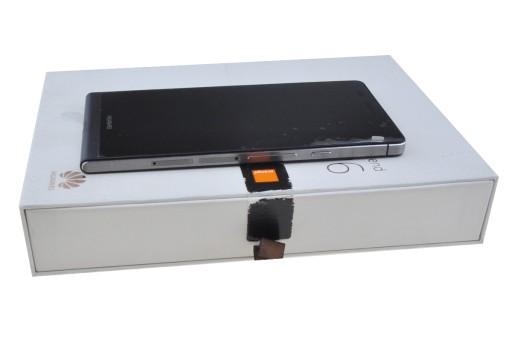 Nowy Pl Huawei Ascend P6 Czarny Bez Simlocka 9688172661 Sklep Internetowy Agd Rtv Telefony Laptopy Allegro Pl