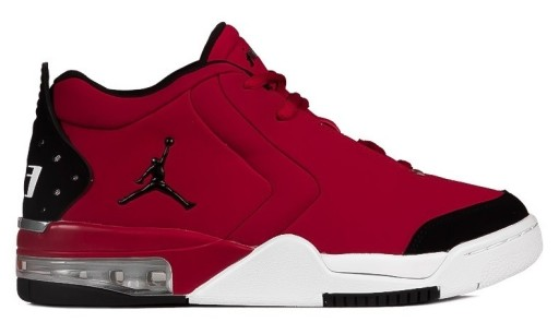39 BUTY NIKE JORDAN BIG FUND JUNIOR CZERWONE