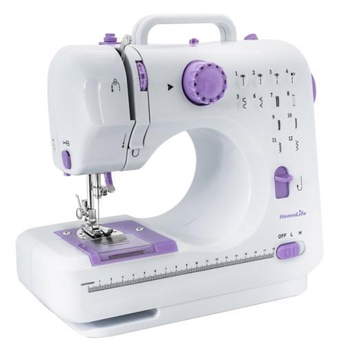 Maszyna Do Szycia Fashion Akcesoria Do Szycia 9819939629 Sklep Internetowy Agd Rtv Telefony Laptopy Allegro Pl