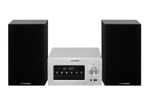Blaupunkt Mikrowieża Bluetooth FM/CD/USB MS70 140W