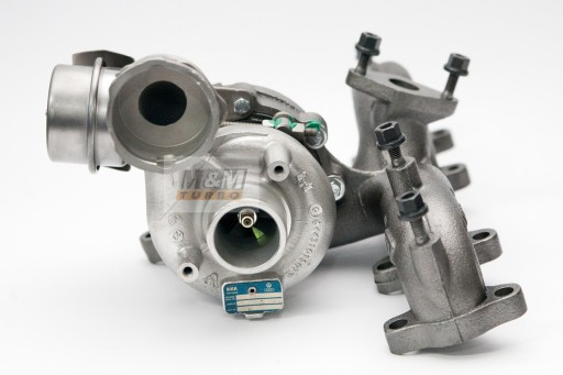 TURBO KOMPRESORIUS 49335-01960 JAGUAR LAND ROVER 2.0 D