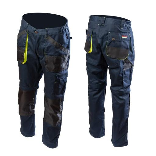 Spodnie Robocze Odpinane Nogawki Krotkie Szorty 54 8184159173 Allegro Pl