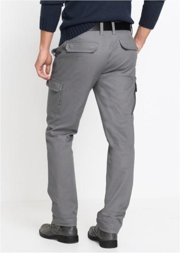 OKAZJA! BONPRIX spodnie męskie bpc r 58 9736587462 Odzież Męska Spodnie WF PNCLWF-7