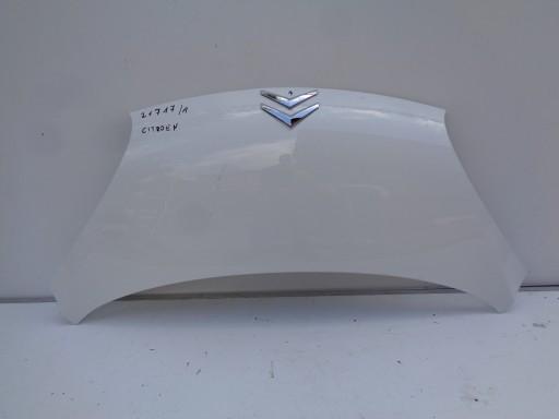 HAUBA POKLOPAC MOTORA CITROEN C1 05-12 NR 21717