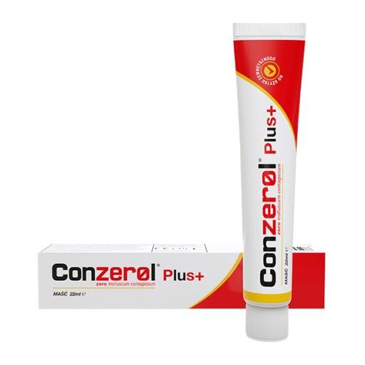 Conzerol Plus - maść na mięczak zakaźny